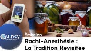 Vignette Emission Rachianesthesie