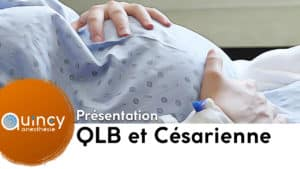 vignette indications QLB Focus cesarienne